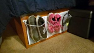 Bedroom - Shoes