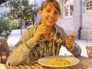 Italian restaurant Santa Lucia in Stuttgart