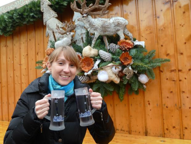 """Christmas starts in November – with the mini Christmas Market """"Wintertraum""""!"""