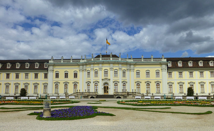 Residential Palace in Ludwigsburg
