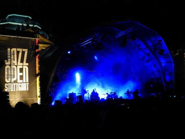 Events in Stuttgart in 2018: Visit Jazz-Open Stuttgart