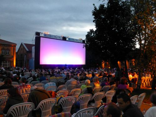 Open Air Cineama / Sommernachtskino in Ludwigsburg