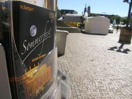 Sommerfest Stuttgart 2013