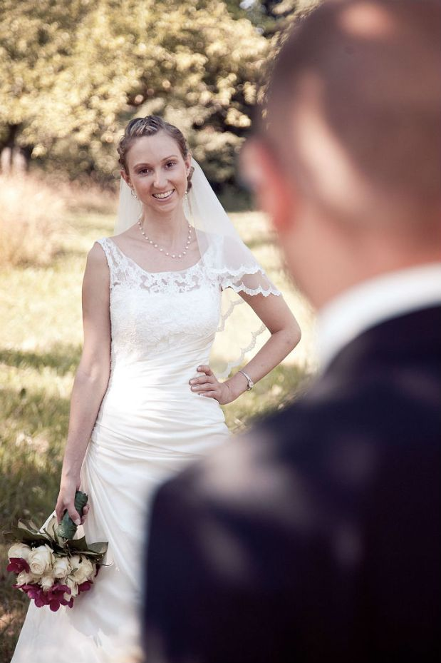 Our wedding 2013 – Part 2: The professional photo shooting  and my hair