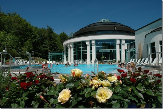 Mineral Bath Böblingen – my favorite relaxing place