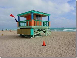 miami beach life guard hut 5