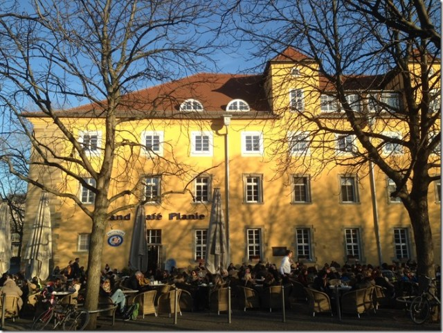 Grand Café Planie in Stuttgart