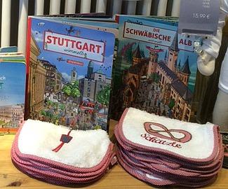 Wimmelbuch at Stuttgart shop