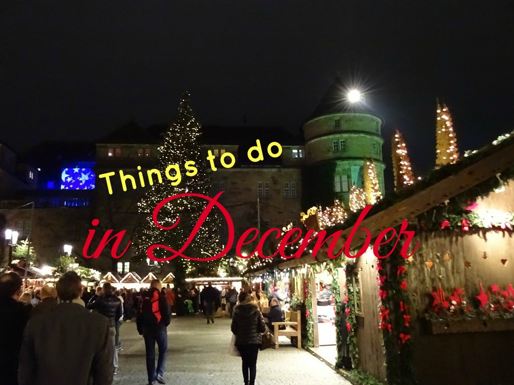 picture things to do in December in Stuttgart