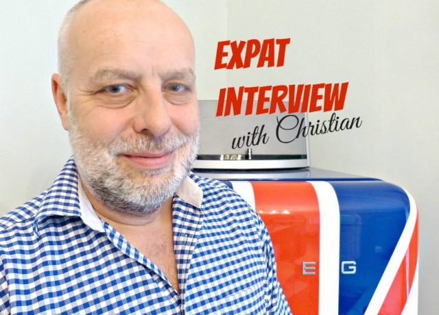 picture expat interview with christian from the english tearoom