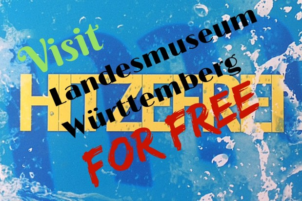 Free entry to Landesmuseum Württemberg in August!