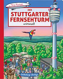 Wimmelbuch: Der Stuttgarter Fernsehturm