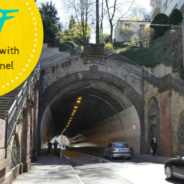 Fun Fact Friday #1: The one with the tunnel