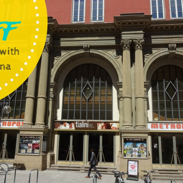 Where the Metropol cinema is located today used to be the first train station of Stuttgart.