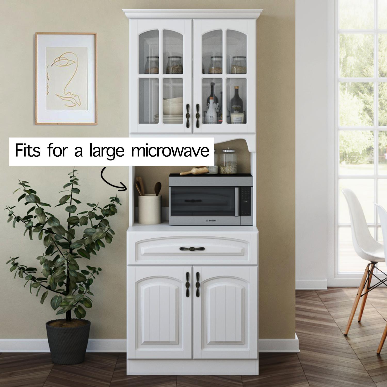 kitchen storage cabinet white kitchen