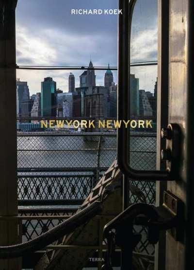 Boek New York New York