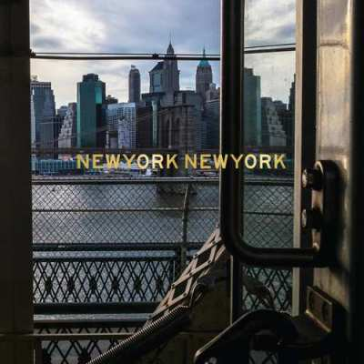 Boek New York New York