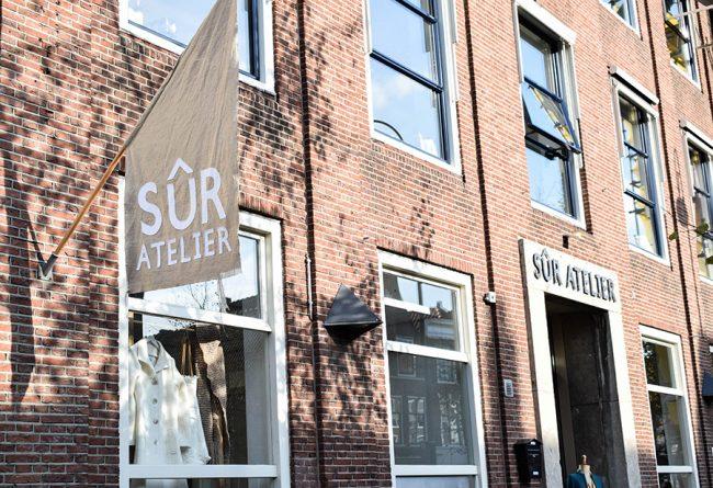 Sur-Atelier-Haarlem pand