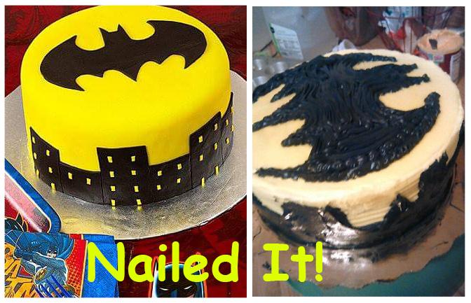 Black And Yellow Batman Party Ideas
