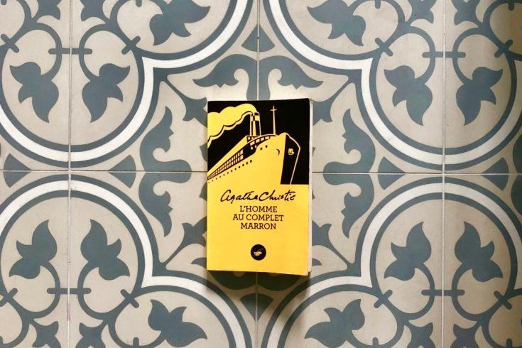 L'homme au complet marron d'Agatha Christie