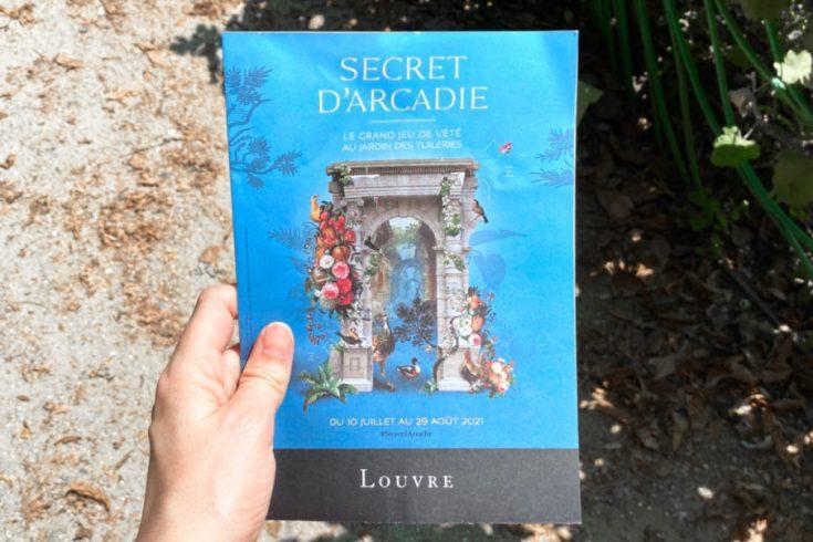 secret d'arcadie
