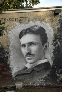 There's not many people who have ever had the level of mental health that Tesla did.
