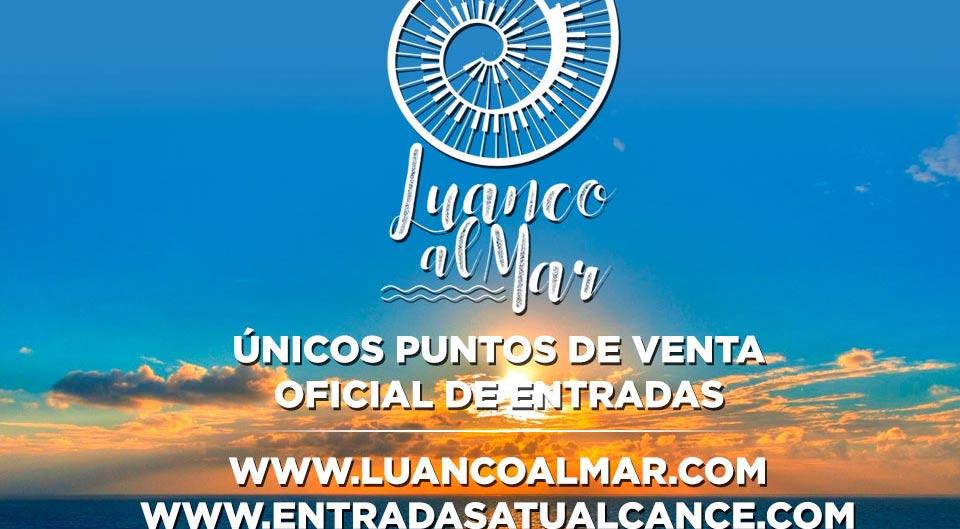 Luanco al mar, asturias festival