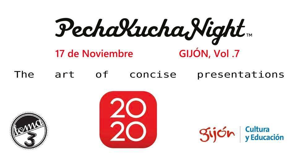 Pechakucha night Gijón