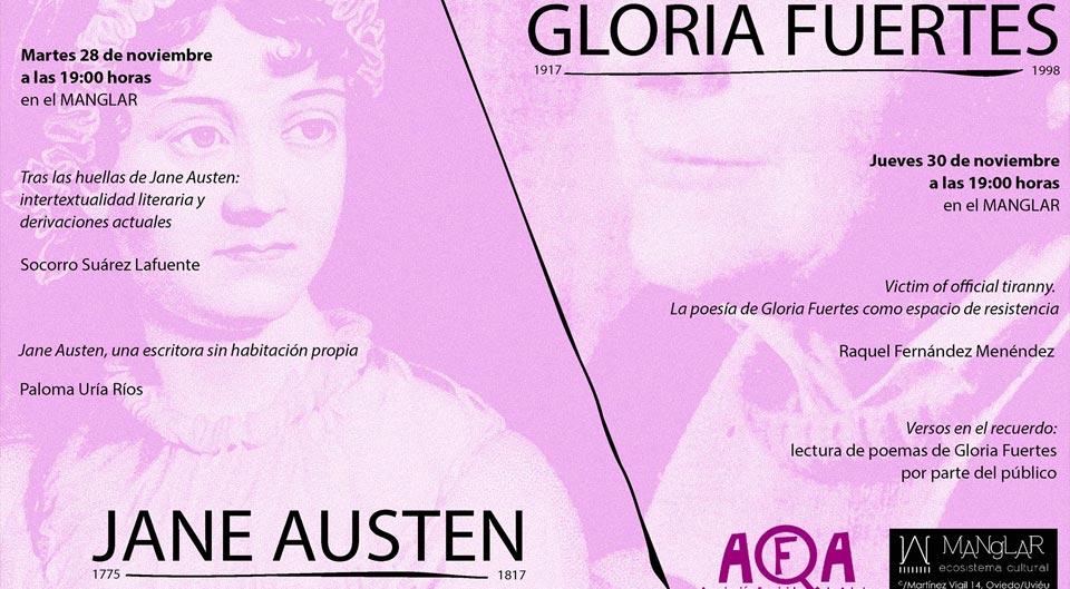 Jane Austen Gloria Fuertes