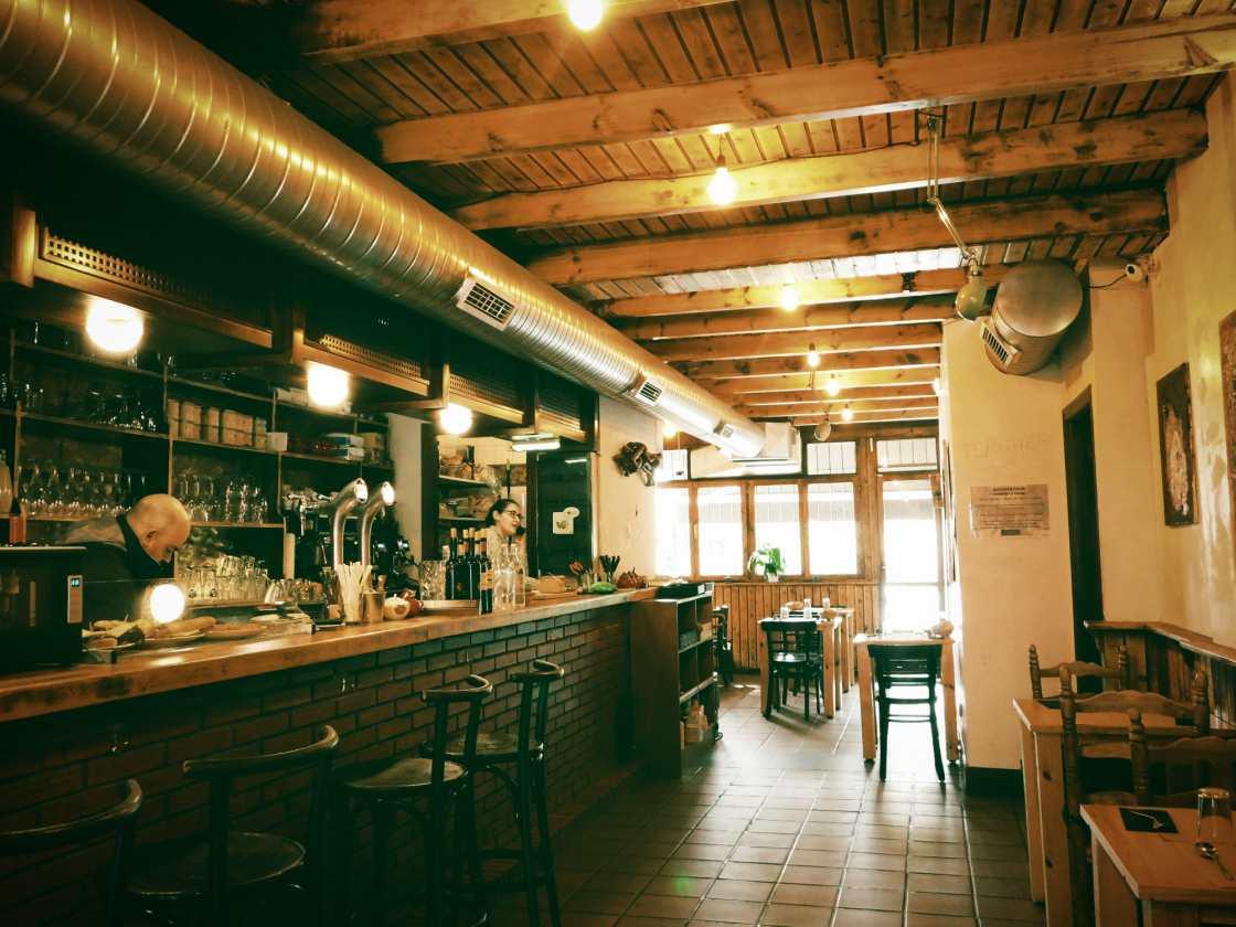 Inside El Manglar