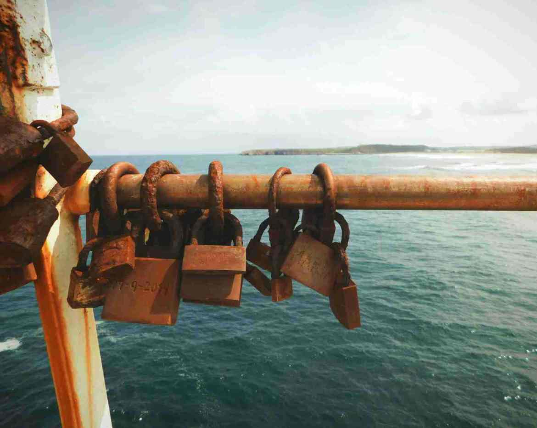 Image of locks