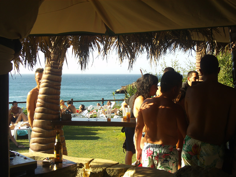 Playa sea Ipanema