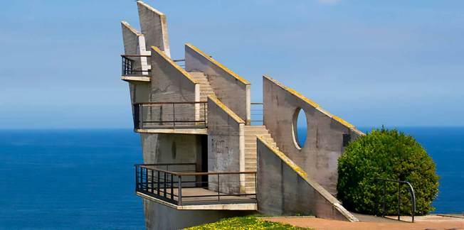 A great observatory over Gijón: La mirador de la providencia.