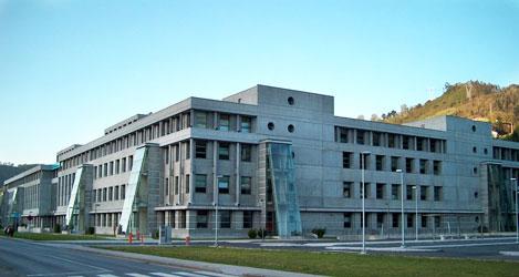 Universidad de Oviedo, campus in Mieres