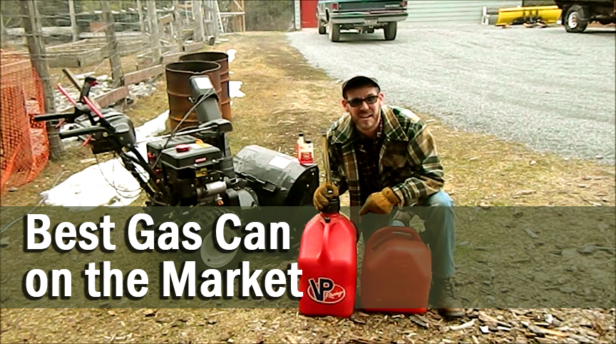 Best Gas Can on the Market