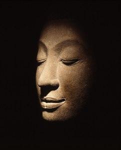 budha face