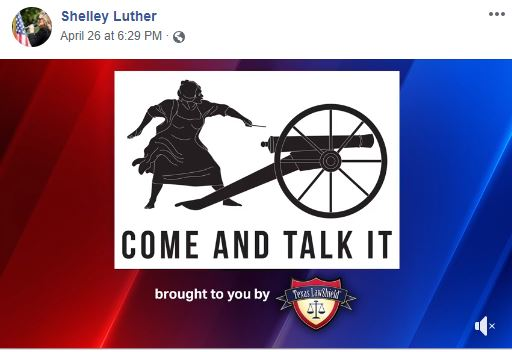 Shelly Luther is a nut job and an extremist.