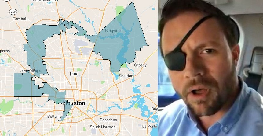 Democrats Can Flip Texas' 2nd Congressional District and Oust Dan Crenshaw
