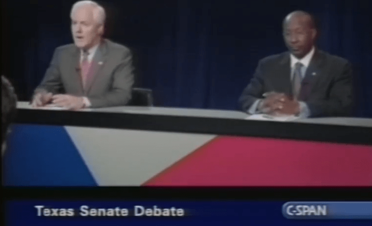 The Time John Cornyn Lied About Caring for Civil Rights to Win Election