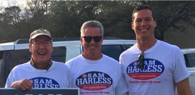 There Is STILL Something Wrong With HD126 Rep Sam Harless