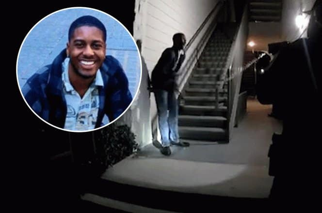 Cop who Killed UNT Student Darius Tarver Exposed