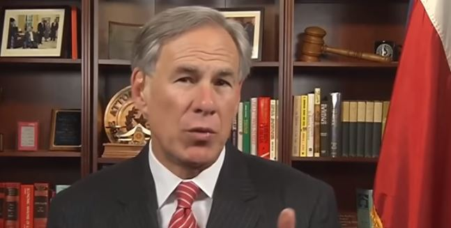 Greg Abbott Feigns Outrage Over National Guard Vetting