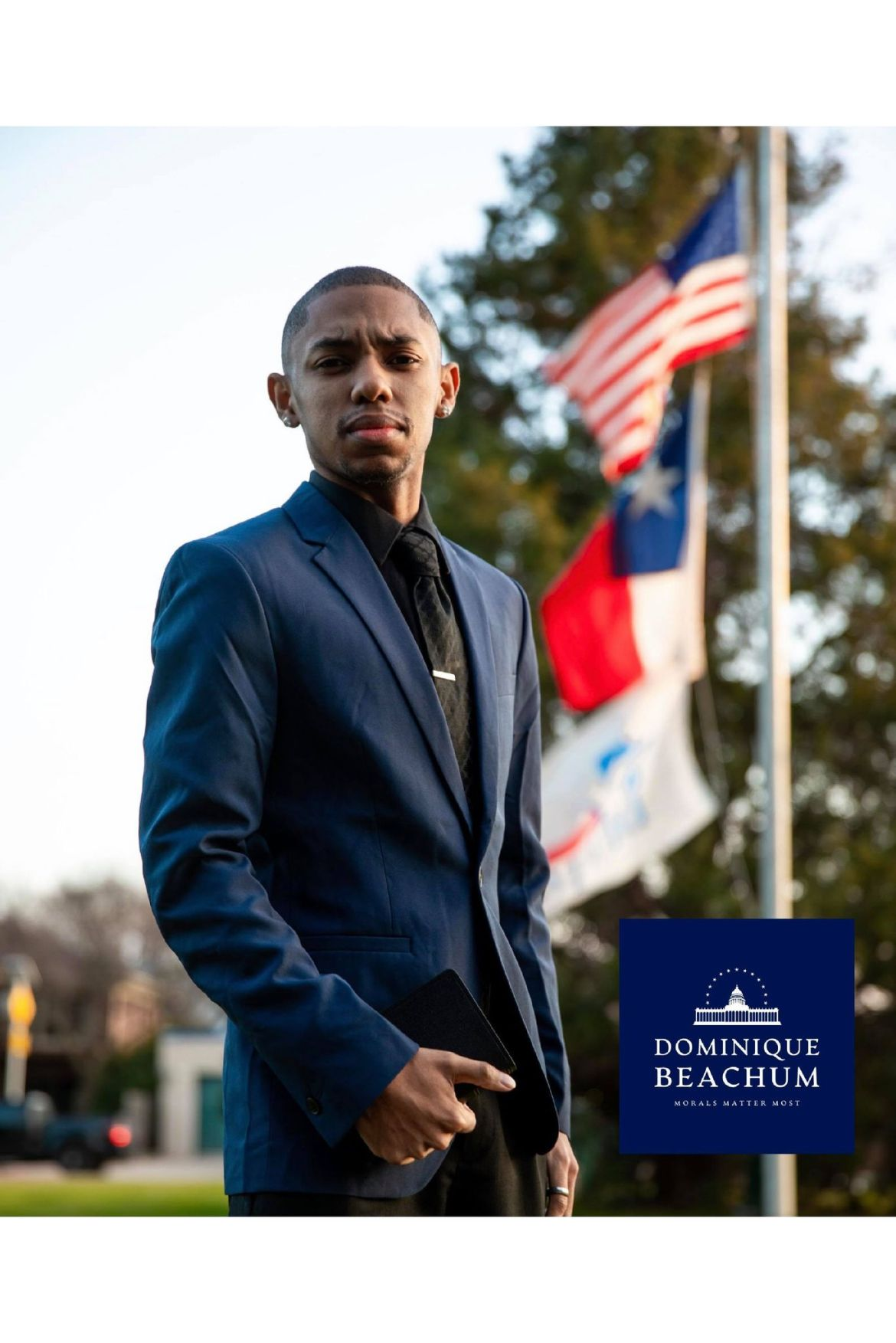 Dominique Beachum Will Be Running For Denton City Council In 2024