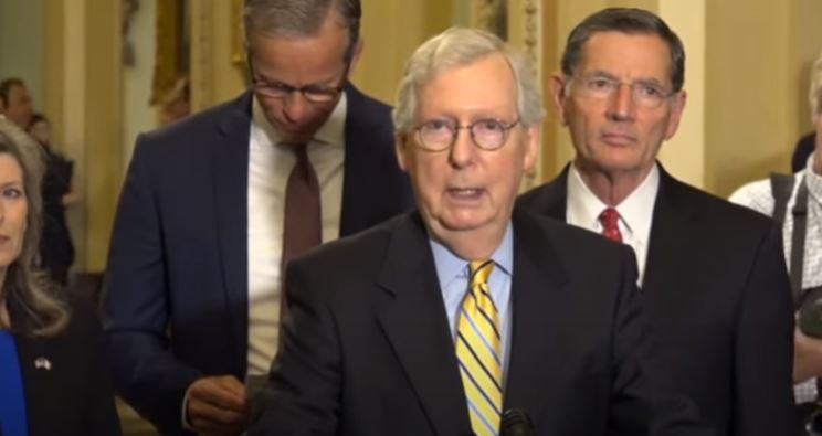 GOP Use States' Rights Argument As Reason To Undermine Democracy