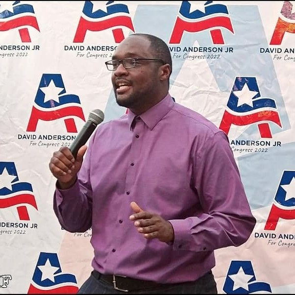 Interview With David Anderson – Candidate For Texas Congressional District 35
