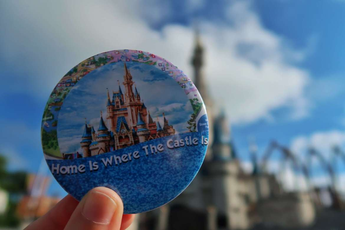 Disney is my Home