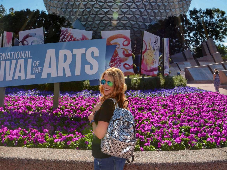 Disney World Bag