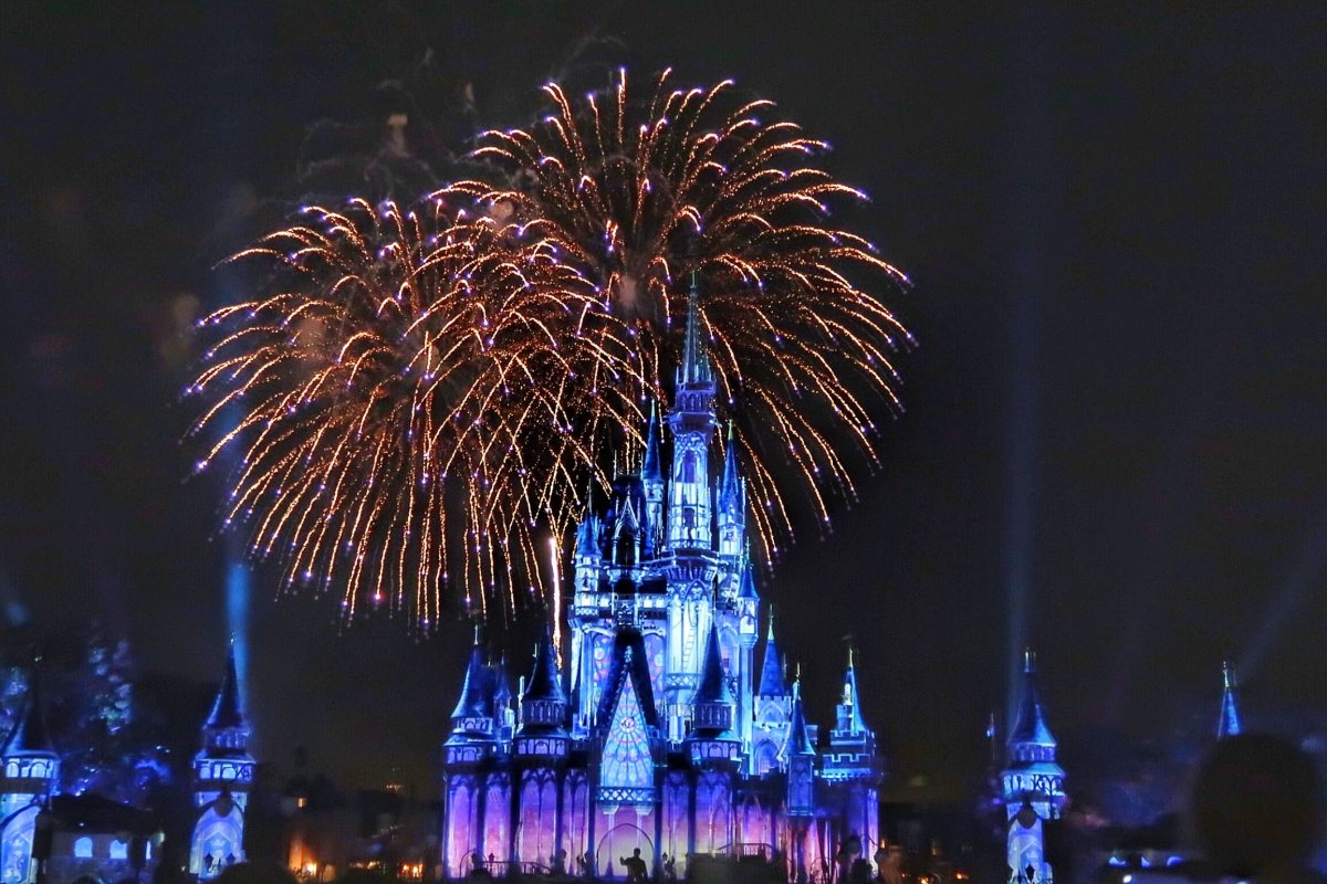 Happily Ever After is the Fireworks Show Magic Kingdom Deserves