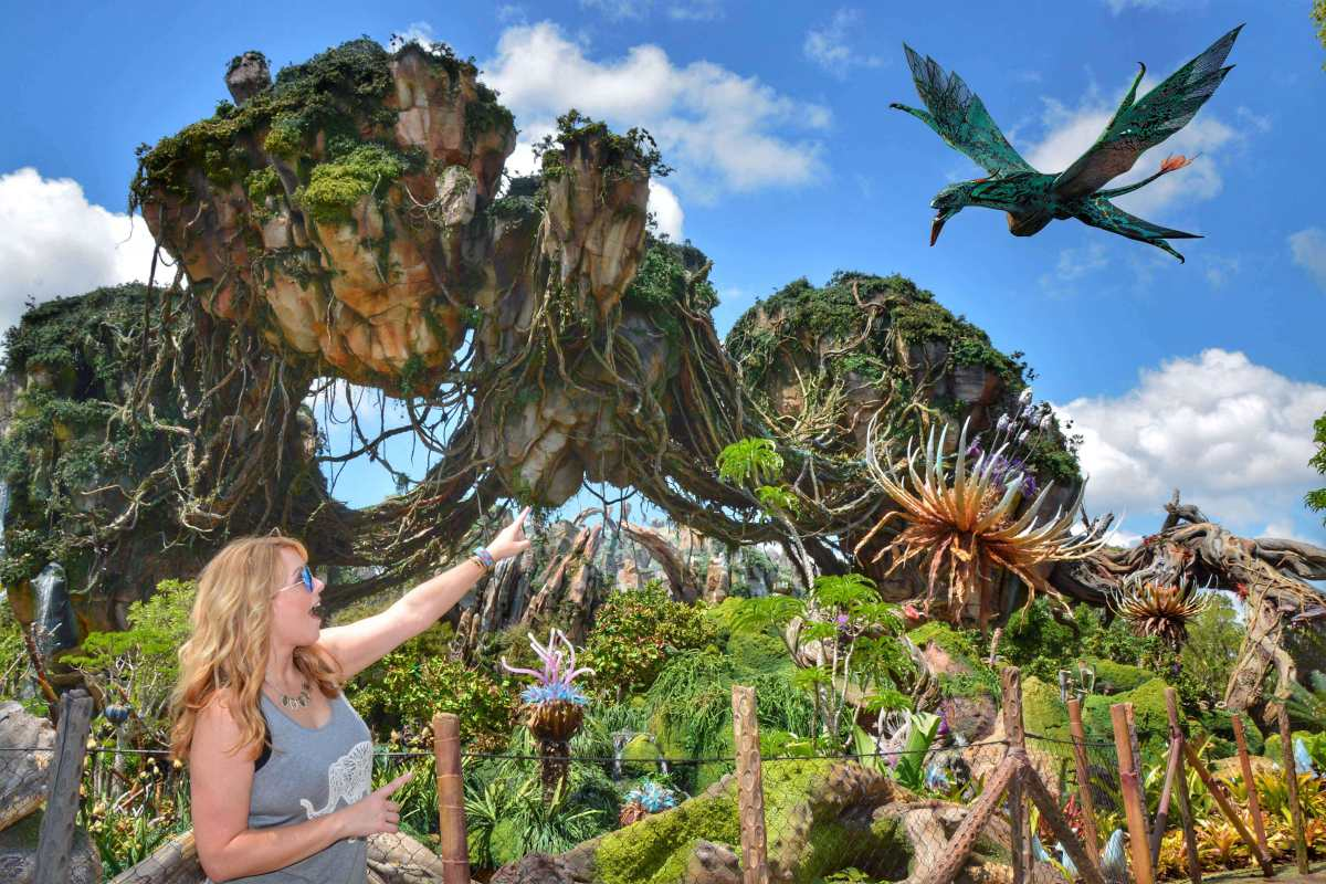 Pandora The World of Avatar: Review