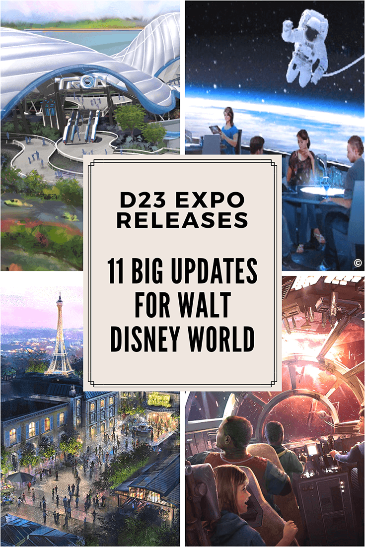 11 Big Updates for Walt Disney World by LivingbyDisney.com
